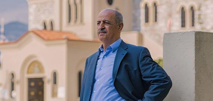 Υποψήφιος δήμαρχος Αγίας Παρασκευής ο Κώστας Τσιαμπάς