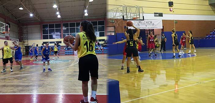 Τρία στα τρία για τις ομάδες του Βορείου Τομέα στην 5η αγωνιστική της Α' ΕΣΚΑ Γυναικών