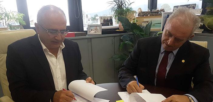 Δήμος και ΕΚΠΑ εκπονούν σχέδιο προστασίας των Ηρακλειωτών από φυσικές καταστροφές