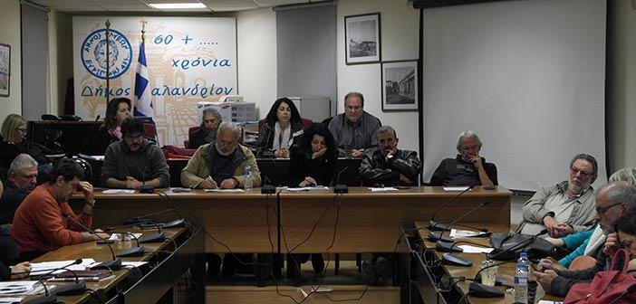 Διπλή συνεδρίαση Δημοτικού Συμβουλίου Χαλανδρίου στις 3 Δεκεμβρίου