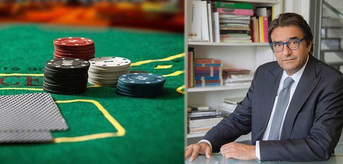 Γ. Νικολαράκος: Την άδεια των κατοίκων του Αμαρουσίου πρέπει να πάρει το καζίνο