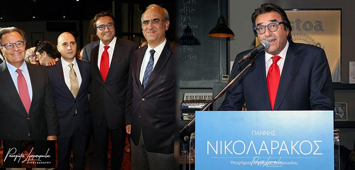 «Με Πάθος & Λύσεις για το Μαρούσι» ο Γιάννης Νικολαράκος κατεβαίνει υποψήφιος δήμαρχος