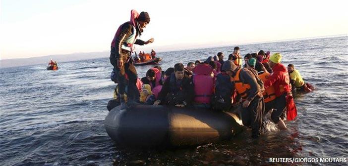 ΔΟΜ: 102.600 αφίξεις μεταναστών μέσω θαλάσσης στην Ε.Ε. το 2018