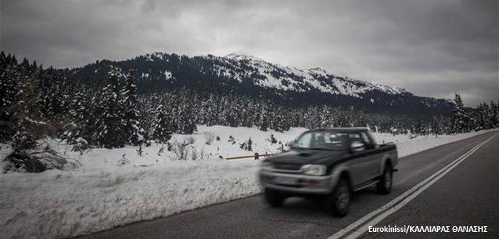 Επιδείνωση του καιρού – Κρύο, θυελλώδεις άνεμοι και χιόνια στα ορεινά