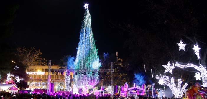 Χριστούγεννα στο Μαρούσι