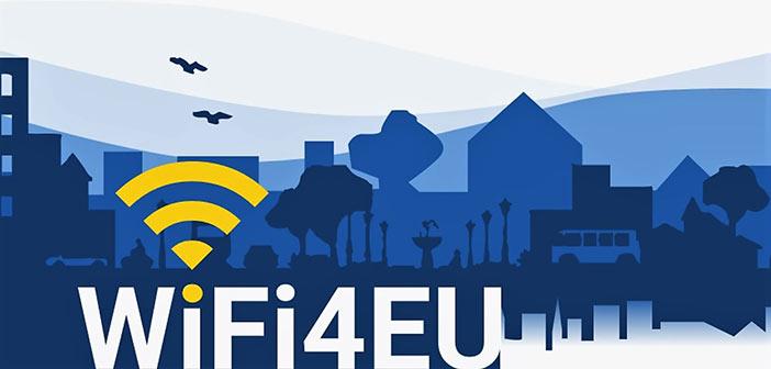 Με την υποστήριξη της ΠΕΔΑασύρματο Wi Fi 4EU σε δημόσιους χώρους 14 Δήμων της Αττικής