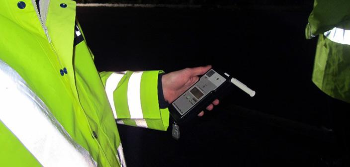 Αττική: 224 οδηγοί υπό την επήρεια αλκοόλ το τελευταίο διήμερο