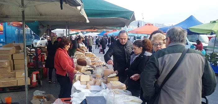 50ή δράση εγχώριων αγροτικών προϊόντων από τον Δήμο Αμαρουσίου