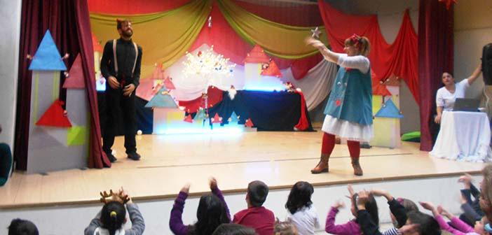 Χριστουγεννιάτικη γιορτή για τα παιδιά των δομών της Κοινωνικής Υπηρεσίας Δήμου Γαλατσίου