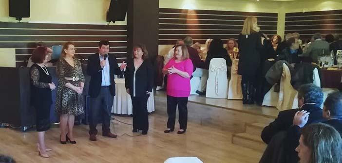 Στην εκδήλωση του Συλλόγου Γυναικών Λυκόβρυσης – Πεύκης ο Τ. Μαυρίδης