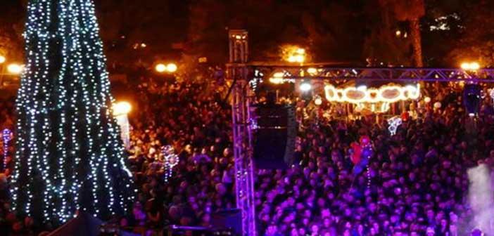 Πάρτι με κινηματογραφική μουσική στην κεντρική πλατεία Αγίας Παρασκευής