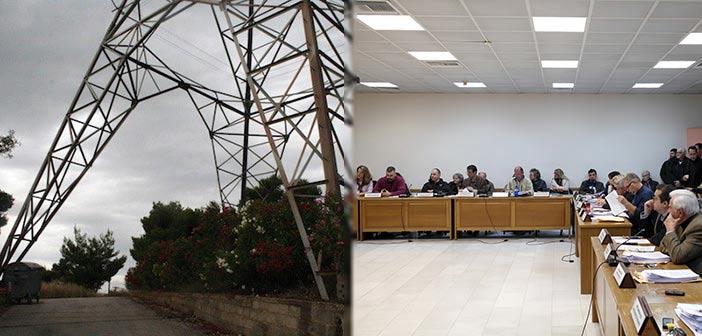 Στην τελική ευθεία η δρομολόγηση απομάκρυνσης των πυλώνων της ΔΕΗ από τη Ν. Πεντέλη