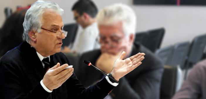 Γ. Σταθόπουλος: Εμείς παραδώσαμε έργα στην Αγ. Παρασκευή, όχι μαρμάρινες επιγραφές…