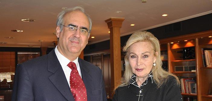 Υποψήφια με τον Γιώργο Θωμάκο η Νίνα Βλάχου