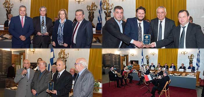 Αυτοδιοικητικοί, αθλητές και ιδρύματα τιμήθηκαν στα 6α Βραβεία Αυτοδιοίκησης
