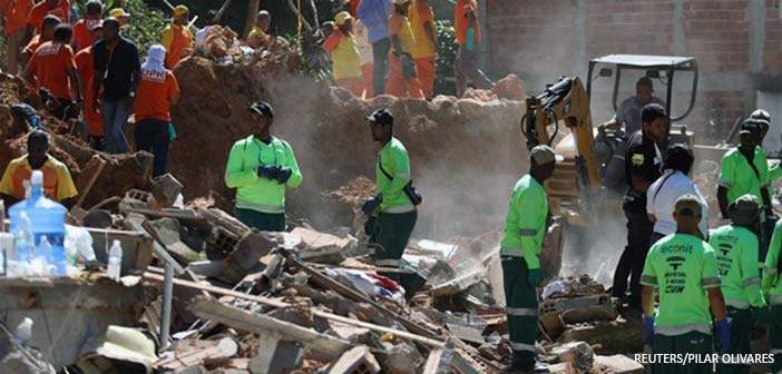 Βραζιλία: 58 νεκροί και 305 αγνοούμενοι από την κατάρρευση του φράγματος