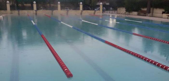 Κλειστό και το Σάββατο 26 Ιανουαρίου το Δημοτικό Κολυμβητήριο Πεύκης