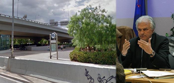 Επιστολή Γ. Σταθόπουλου σε Χρ. Σπίρτζη και «Αττικό Μετρό» για τα πάρκινγκ