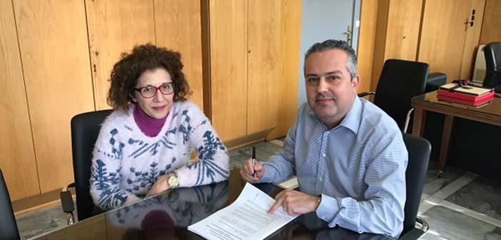 Μνημόνιο συνεργασίας Δήμου Παπάγου – Χολαργού και Σωματείου «Φίλοι Ζώων Παπάγου – Χολαργού