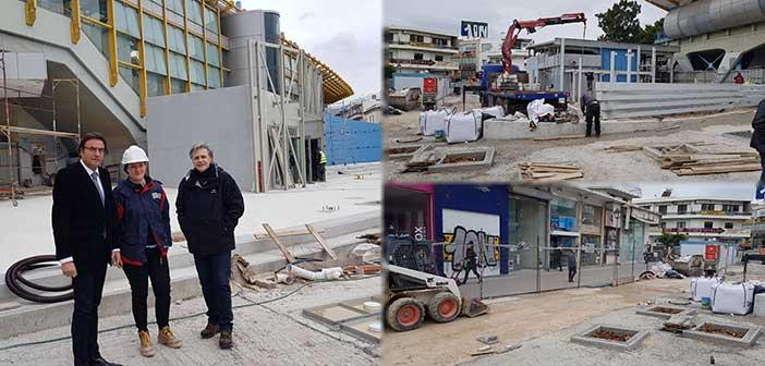 Άμεση παράδοση του χώρου στάθμευσης στην πλατεία Ευτέρπης ζητεί ο ΕΣΑΜ