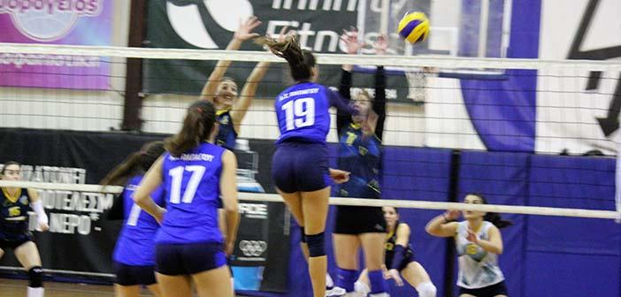 Άνετη νίκη για τη γυναικεία ομάδα του Α.Σ. Παπάγου
