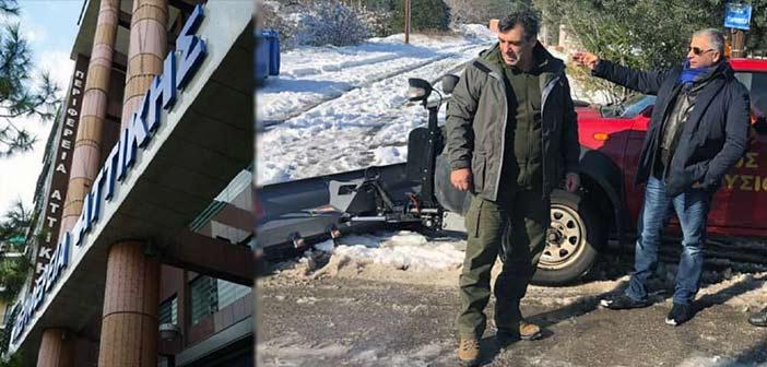 Γ. Πατούλης: Αποδέχομαι με χαρά τη συστράτευση του Β. Κόκκαλη στη μάχη για την Περιφέρεια Αττικής