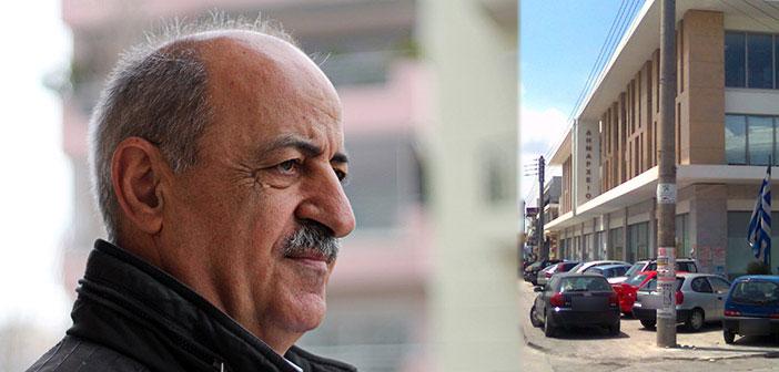 Κ. Τσιαμπάς: «Λαϊκίστικος» ο… καβγάς για τα τροφεία στην Αγία Παρασκευή