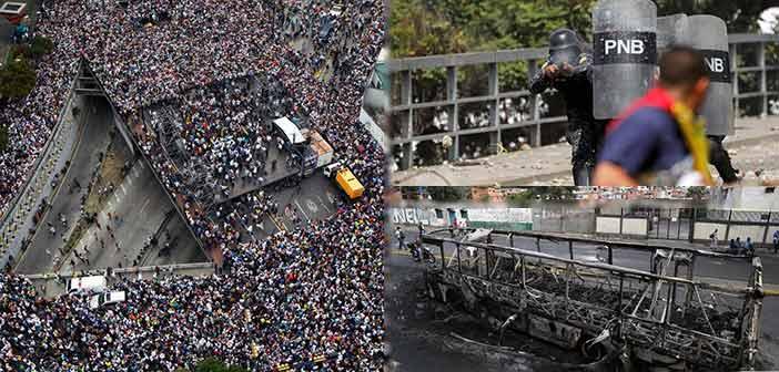 «Καζάνι που βράζει» η Βενεζουέλα: Τουλάχιστον 26 νεκροί σε επεισόδια