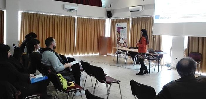 Ημερίδα «Info Day» για πρωτοεμφανιζόμενους φορείς στο πρόγραμμα Erasmus+ στα Βριλήσσια