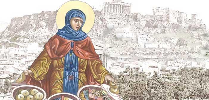 Παράσταση «Αγία Φιλοθέη η Αθηναία – Η Κυρά των Αθηνών» στο Μαρούσι