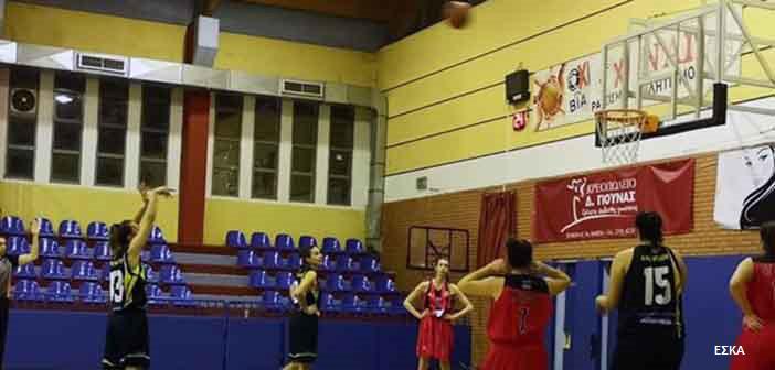 Α' ΕΣΚΑ Γυναικών: Νίκη μόνο για Άρη Χολαργού στη 17η αγωνιστική