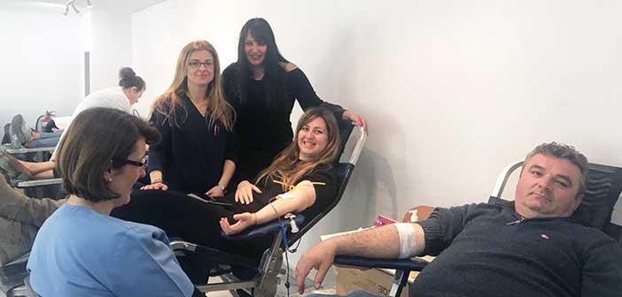 Α. Ασπραδάκη: Κάλεσμα συμμετοχής στην εθελοντική αιμοδοσία Δήμου Λυκόβρυσης – Πεύκης