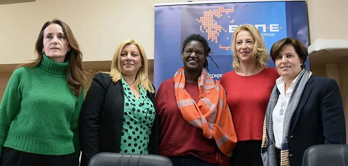 Στο 2ο Πανελλήνιο Συνέδριο Αιρετών Γυναικών της ΕΝΠΕ η Ρένα Δούρου