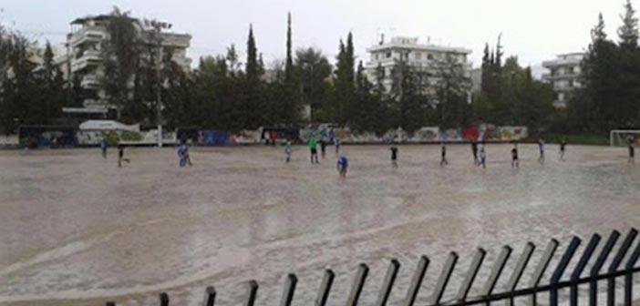 Για την Πόλη που μας Αξίζει: Γήπεδο Ποδοσφαίρου Παπάγου 3 χρόνια μετά τη χρηματοδότηση
