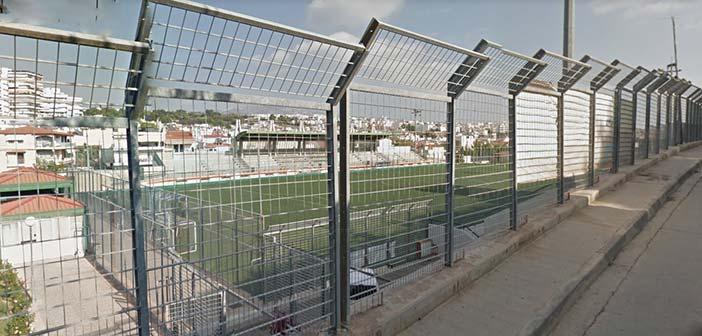 Ξεκινάει και πάλι το έργο αντικατάστασης του χλοοτάπητα στο δημοτικό γήπεδο Πρασίνου Λόφου