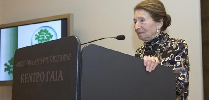 Συλλυπητήρια Δήμου Κηφισιάς για τον θάνατο της Νίκης Γουλανδρή
