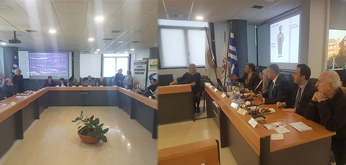 Εκδήλωση για την ορθή χρήση αντιβιοτικών και εμβολίων στο Ηράκλειο Αττικής