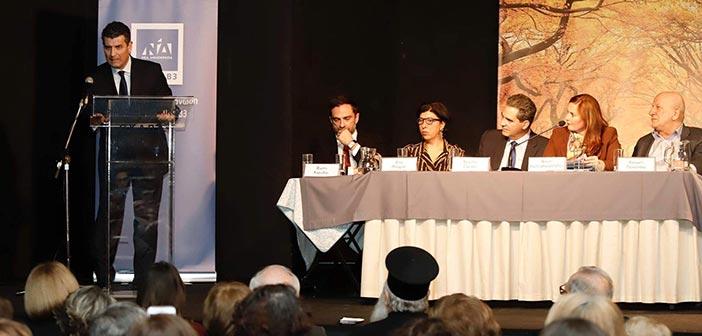 Για τις συνέπειες της «Συμφωνίας των Πρεσπών» μίλησε ο Σωτήρης Ησαΐας στο Ψυχικό