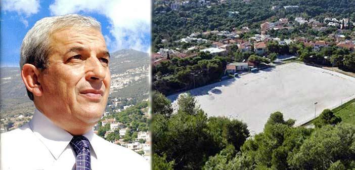 Κ. Κοσοβίτσας: Μετά τα ψέματα για τον τάπητα του γηπέδου Ν. Πεντέλης, ζητά και τα ρέστα ο «αυτοδιοικητικός» κ. Στεργίου