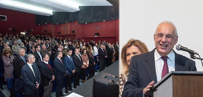 Μηνύματα στήριξης στον υποψήφιο δήμαρχο Χαλανδρίου Γιώργο Κουράση