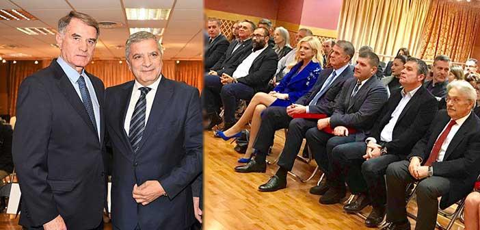 Τον Ντούσαν Μπάγιεβιτς τίμησε ο δήμαρχος Αμαρουσίου
