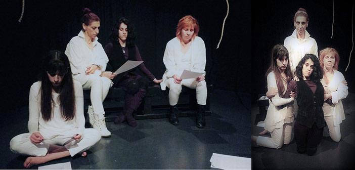 «Εγώ – η Ουλρίκε Μάινχοφ καταγγέλλω» από το Θέατρο Διθύραμβος στο 30ό Φεστιβάλ Βριλησσίων