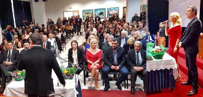 Μ. Πατούλη: Ανάγκη να υπάρξει συνέχεια της πολιτικής του Δήμου Αμαρουσίου στον αθλητισμό