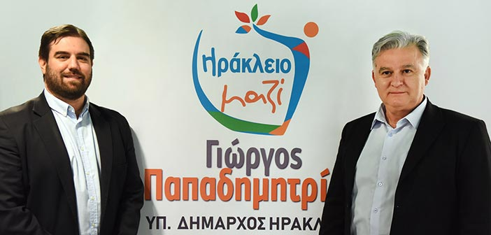 Υποψήφιος δημοτικός σύμβουλος με τον Γ. Παπαδημητρίου ο Θ. Μήνας