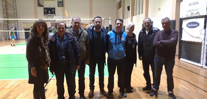 Πεντέλη 2020: Συνάντηση με το Διοικητικό Συμβούλιο του ΣΦΑΜ «Φοίβος»