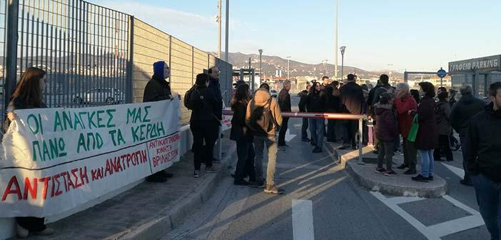 Κλιμακώνονται οι κινητοποιήσεις για το πάρκινγκ στον σταθμό Μετρό «Δουκ. Πλακεντίας» – Νέα διαμαρτυρία στις 4 Μαρτίου