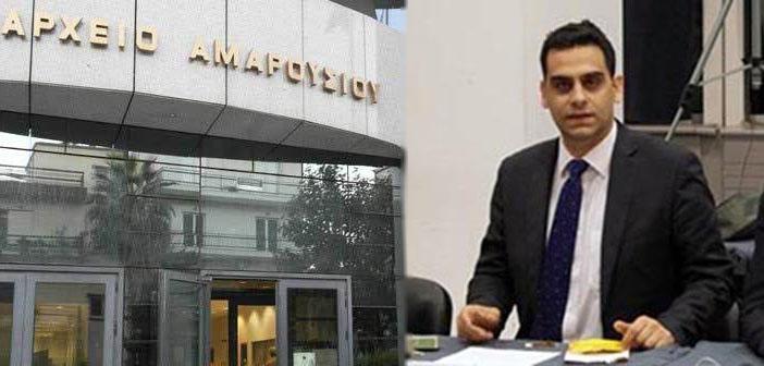 Δεν κατεβαίνει υποψήφιος δημοτικός σύμβουλος Αμαρουσίου ο Θανάσης Βλαχοπιώτης