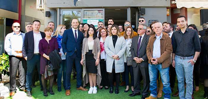 Δήμος μπροστά: Τους πρώτους 46 υποψήφιους παρουσίασε ο Μ. Ψυχάλης