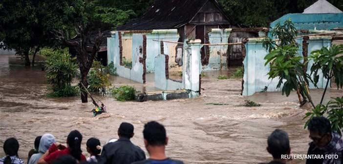 Ινδονησία: Τουλάχιστον 42 νεκροί από πλημμύρες στην επαρχία Παπούα