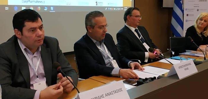 Ο Τ. Μαυρίδης στο 1ο Επιστημονικό Συνέδριο Νοσηλευτικών Ερευνών & Πολιτικής Υγείας